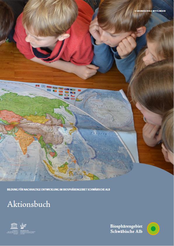 BNE Aktionsbuch Biosphärengebiet Schwäbische Alb